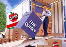 Free Moving Company Quotes - Houston Area